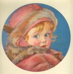 Illustration divers - Bébé d'antan