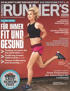 Runner's World Germany No. 10 - Oktober 2016
