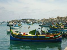 Malta My Family History, Malta, Boat, Spaces, Country, Beautiful, Malt Beer, Dinghy, Rural Area