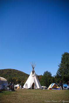 Teepee - 2009 Lake Eden Arts Festival by furiousapathy, via Flickr