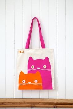ronnie and frank bag from yoke £15