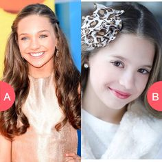 Who is prettier???? Click here to vote @ http://getwishboneapp.com/share/4151649