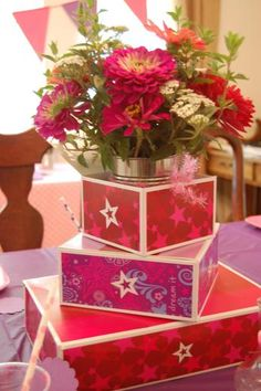 """Photo 9 of 18: American Girl / Birthday """"Ellie's American Girl Bistro"""" 