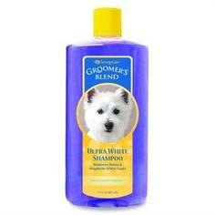 Synergy Groomer's Blend Pet Shampoo, Ultra White, 17 Ounces - http://www.thepuppy.org/synergy-groomers-blend-pet-shampoo-ultra-white-17-ounces/