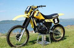1982 Yamaha YZ125