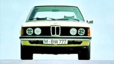 Watch The Evolution Of The BMW 3-Series In :90 Seconds. 1975 – present.
