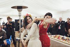 Boda de Inma y Andeka en la masía de Sant Pere de Clarà por 3deseosymedio #boda #masia #maresme #barcelona #weddings
