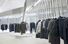 Föger Woman Pure by Pedrocchi Architects, Telfs Austria store design