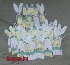 Húsvéti nyuszik - Húsvét - nyúl - DIY Easter, Diy, Creative, Bricolage, Easter Activities, Do It Yourself, Homemade, Diys, Crafting