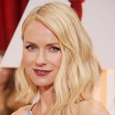 Spring's Sexiest Styles - Naomi Watts's Messy Lob from #InStyle