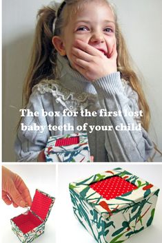 Tooth fairy box. First tooth and curl box. In this beautiful Tooth box for teeth will be stored the first lost baby teeth of your child.