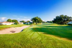 The Highland Fairways Golf Club features this 18-hole executive course for members! Location: Lakeland, #Florida