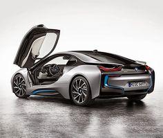 rogeriodemetrio.com: BMW i8 híbrido
