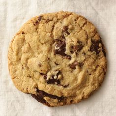These cookies are crispy at the edges, chewy in the center, and loaded with 2 kinds of chocolate. Feel free to add 2 cups chopped walnuts or pecans to the dough.