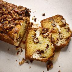 Walnut and halva cak