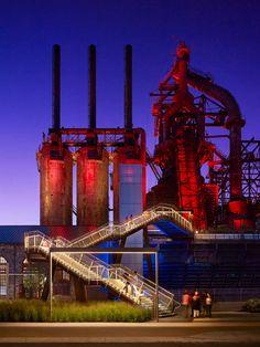 Bethlehem SteelStacks Arts + Cultural Campus by WRT « Landscape Architecture Works | Landezine