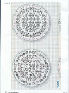 Porcelain Plates in blackwork, p5 of 6 | Gallery.ru / Фото #7 - тарелки - shmanya