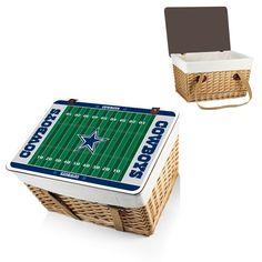 Dallas Cowboys Picnic Basket - Canasta Grande