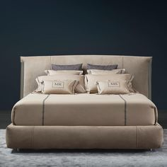 New Amal Bed By Flou