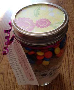Cookies in a Jar Recipe