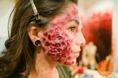 Eli Roth's Goretorium, Las Vegas #ditlo photography by Andrew James #horror #frightmaze #scary #gore #blood #guts #zombie #rot #specialFX #makeup #moviemagic #eliroth #goretorium