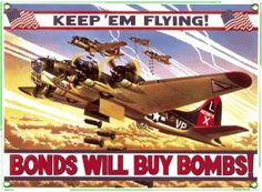 B-17 Bombers are my favorite airplane. Fo'real.