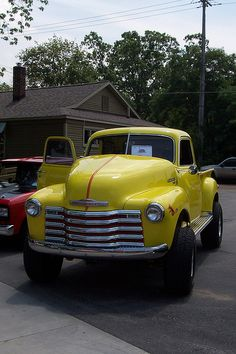 Chevy One Ton Truck  | Car photo