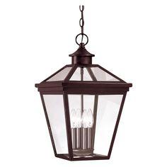 Savoy House Ellijay 5-145 Outdoor Hanging Lantern - 5-145-13