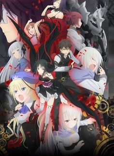 Unbreakable Machine Doll needs so much more love. seriously, this is a fantastic anime which should be way more popular than it currently is.