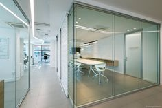 Millward Brown Offices in Athens - Meeting room