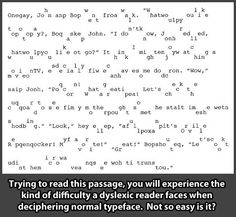 Funny pictures about Dyslexia sucks. Oh, and cool pics about Dyslexia sucks. Also, Dyslexia sucks. Dyslexia Activities, Dyslexia Strategies, Dyslexia Teaching, Piano Teaching, Learning Disabilities, Teaching Tips, Types Of Dyslexia, Disability Awareness Month, Learning Support