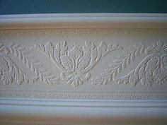 As crown molding in kitchen soffit? Check out pattern options