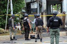 Tiga Opsi Pemerintah dalam Upaya Berantas Teroris