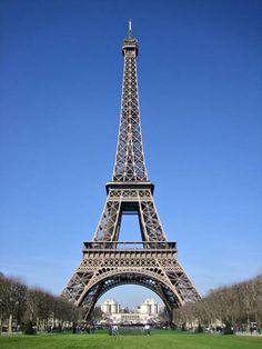 ¿Te gusta la torre Eiffel ? ¿Por qué ?