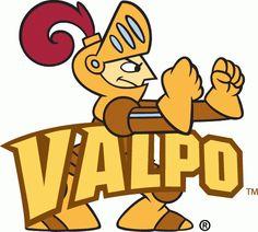 Valparaiso Crusaders Primary Logo On Chris Creamers Sports Logos Page