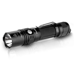 Fenix Pd35 Tactical Flashlight - Black: The Fenix PD35 TAC (Tactical Edition) LED Flashlight remains in it`s… #OutdoorGear #Camping #Hiking