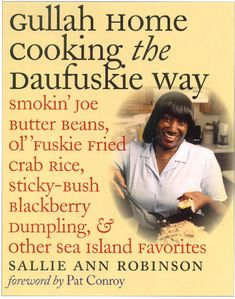 gullah culture of south carolina - Google Search - i have this cookbook & another one.