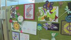 Art therapy program helps chemo patients thrive- Doctor: Art therapy improves patients' quality of life.