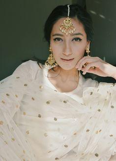 #kundan #ethnicjewellery #indian #style #blogger