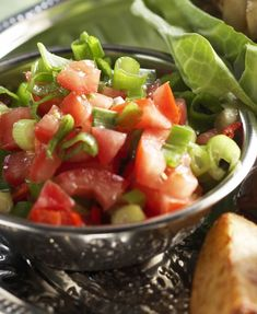 Salsa, Ethnic Recipes, Food, Essen, Salsa Music, Meals, Yemek, Eten