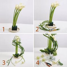 Sret_JF_3 Tropical Flower Arrangements, Tropical Flowers, Table Flowers, Table Arrangements, Ikebana, Flower Designs, Glass Vase, Wedding Flowers, Floral Design