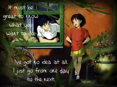 Whisper of the Heart (1995) and 10 [more] things Studio Ghibli taught us. RUBY - we need to view this one.