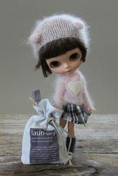 Peri hates doing laundry.   Flickr - Photo Sharing!