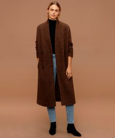 Cute Winter Coats Statement Piece Fashionable Colorful | The best non-boring coats on the market right now. #refinery29 http://www.refinery29.com/cute-winter-coats