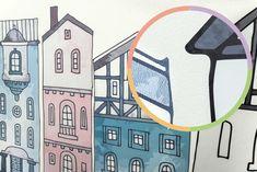 Krásne samolepky vláčikov s doplnkami na stenu | INSPIO Bunt, Decor, Fotografia, Decoration, Decorating, Deco