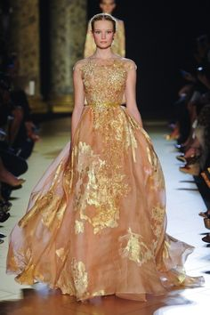 The 18 Most Gorgeous Gowns from Paris Haute Couture Week Fall 2012 - theFashionSpot