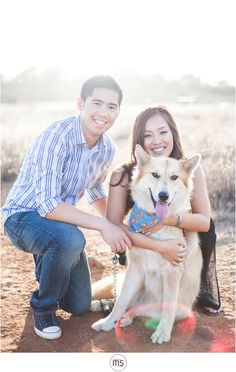 Josephine & Nick's rustic engagement session at Santa Rosa Plateau in Murrieta, CA, and Old Town Temecula photographed by Margarette Sia Photography. Photos With Dog, Couple Photos, Santa Rosa Plateau, Engagement Session, Engagement Photos, Old Town Temecula, Dogs, Photography, Wedding