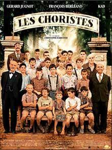 """Fiche Cinéma : """"Les Choristes"""" - Le blog des étudiants de FLE de l'INSA-Lyon"""