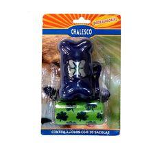 Kit Higiene para Coleira Azul Chalesco - MeuAmigoPet.com.br #petshop #cachorro #cão #meuamigopet