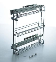 Bed Bath And Beyond Spice Rack Products  Vertical Spice Spice Rack Drawers For Cabinet